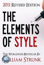 영어 글쓰기 기본 (The Elements of Style) 들으면서 읽는 영어 명작